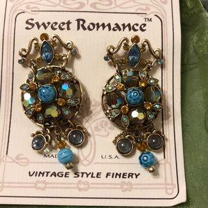 Beautiful Vintage Style Earrings